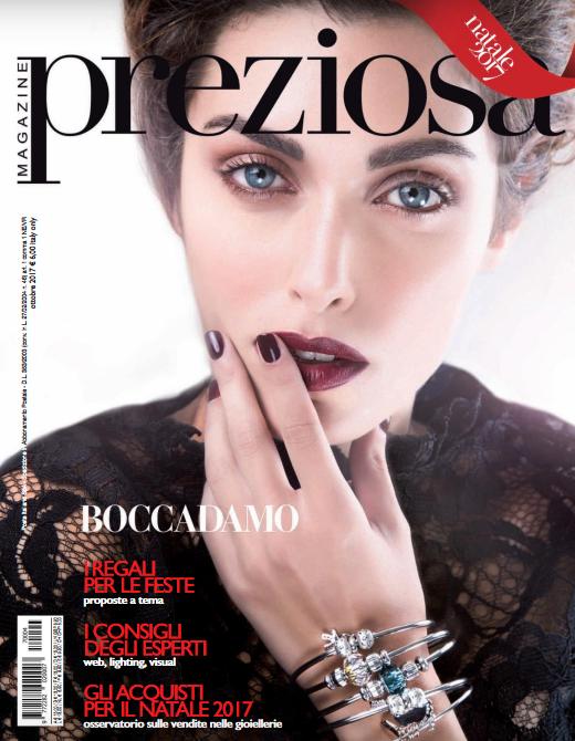 Selavy su Preziosa Magazine